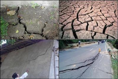 Karakteristik dan pembentukan tanah ekspansif