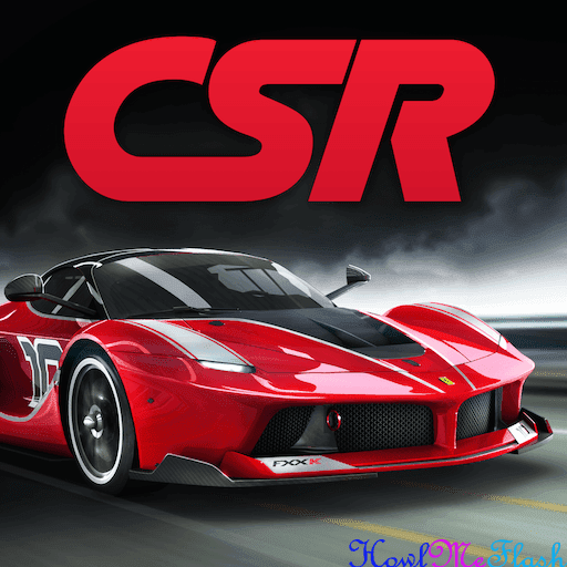 CSR Racing Data - Unlimited Cash and Gold and Gas