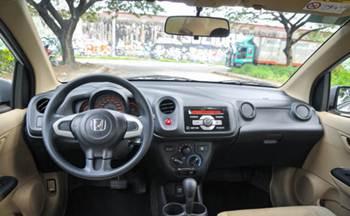 2017 Honda Brio Amaze 1.3S