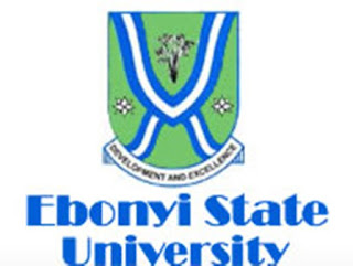 EBSU 2017/2018 Part-Time Postgraduate Programme Admission Form Out