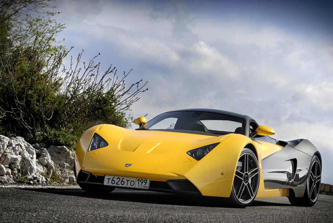 Marussia B1   HD Wallpapers (High Definition)   Free ...