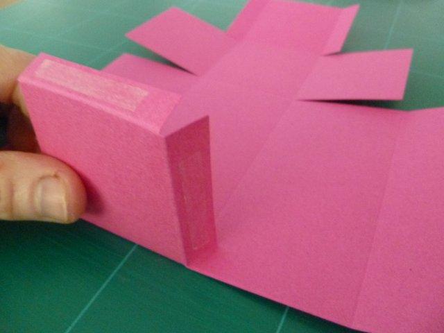 Favoriete Marly Design: doosje vouwen voor kinderen / fold paper box #HK22