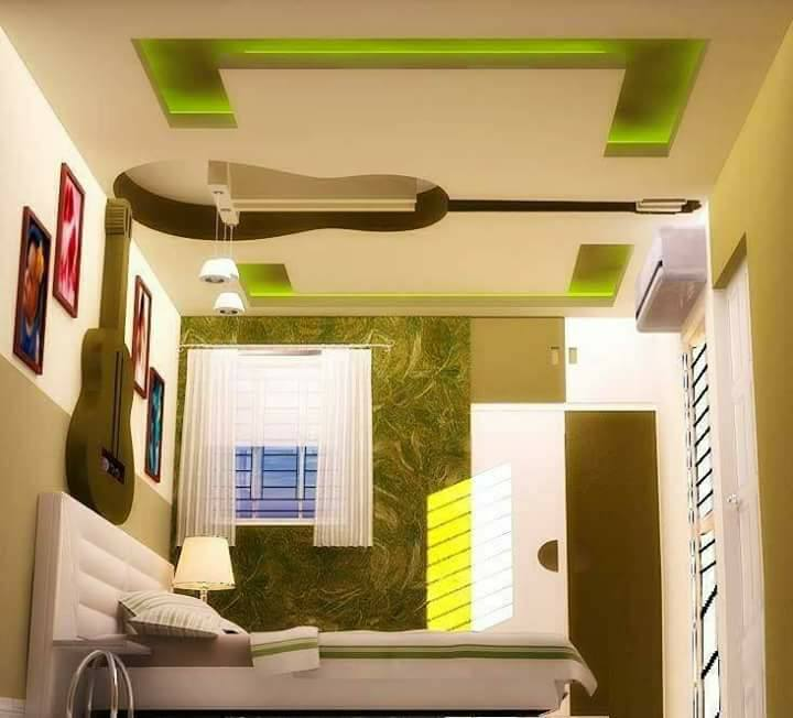 25 Amazing Gypsum Board Ceiling To Beautify Interior