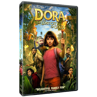 Dora And The Lost City Of Gold 2019 Dvd