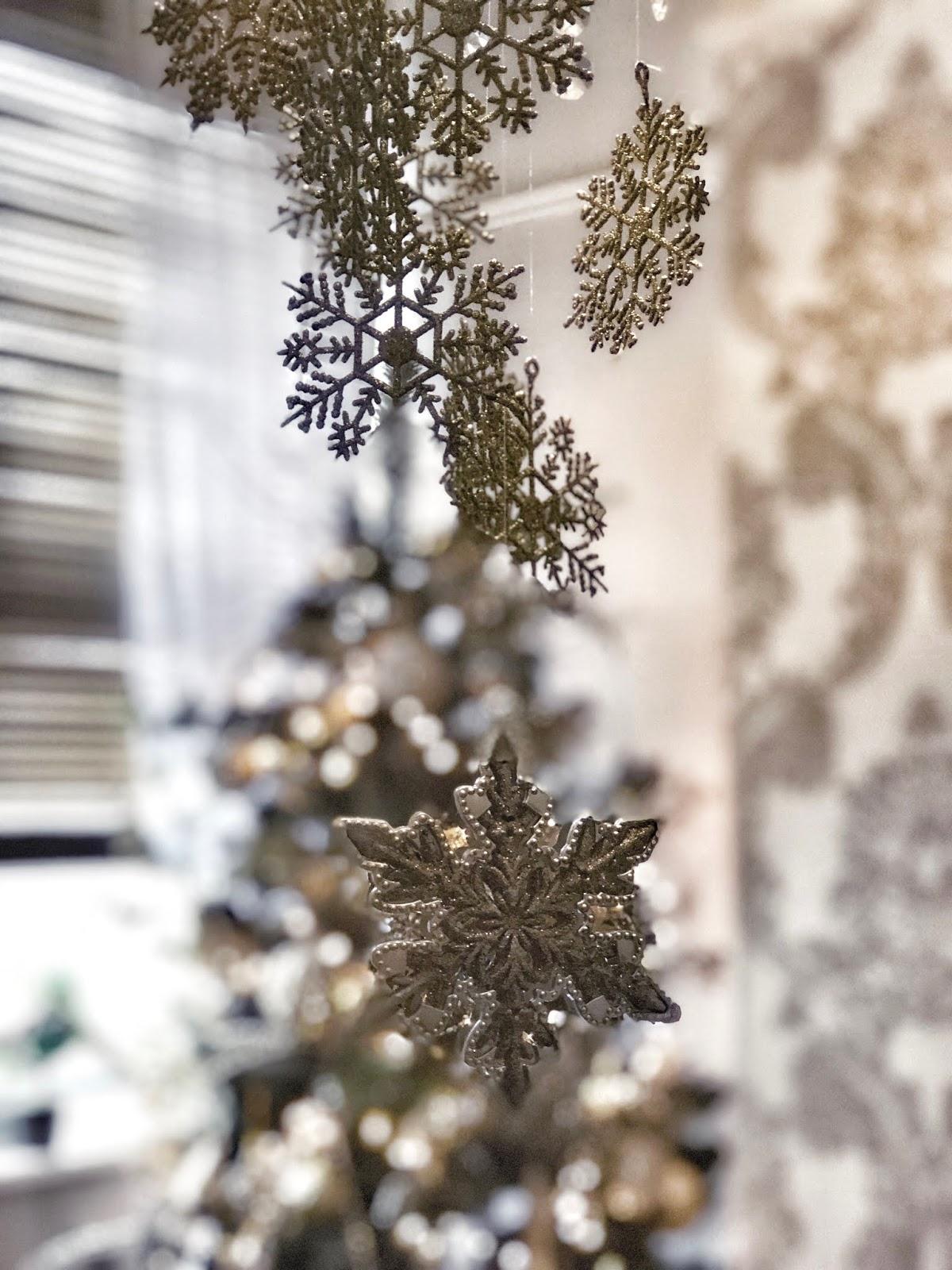 www.ourdubailife.com Our Christmas UK Home Decor Tour 2018