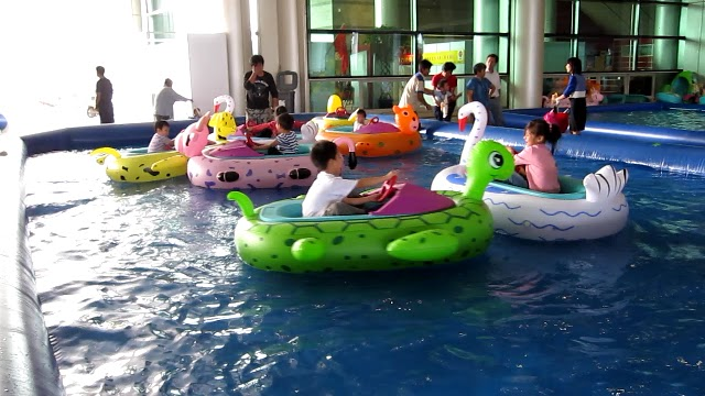 Bumper Boat Animal motif A