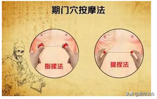 打嗝很難停下來,4個穴位讓打嗝停止,對咳嗽、氣喘也有幫助(減少胃酸分泌)