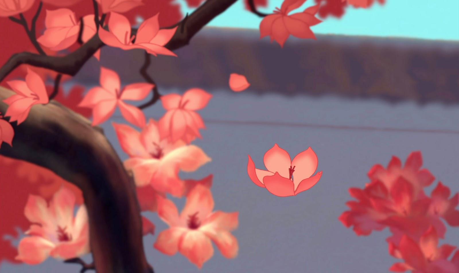 mulan the flower that blooms