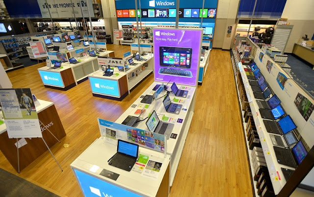 Onde comprar notebook e laptop na Califórnia