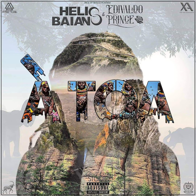 Dj Hélio Baiano & Edivaldo Prince - À Toa (Afro Pop)