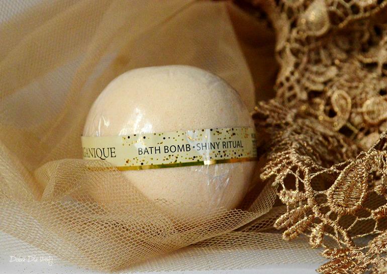 Organique Rytuał Shiny Luksusowa kula do kąpieli Shiny Ritual