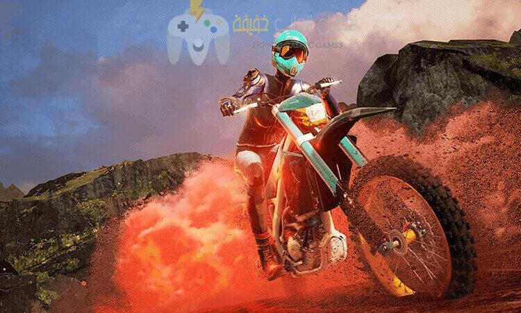 تحميل لعبة MOTO RACER 4 للكمبيوتر مضغوطة