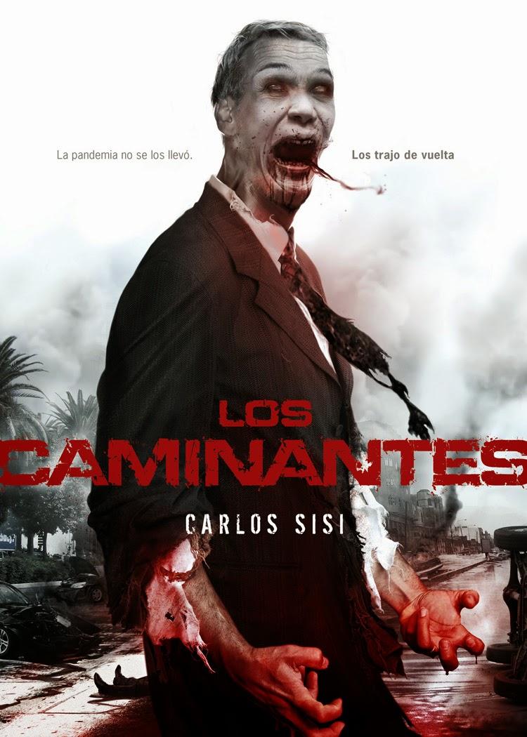 Los caminantes, de Carlos Sisi.
