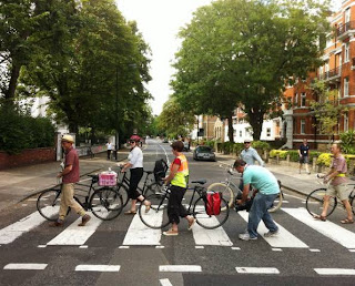 Abbey Road on lambethcyclists.org.uk