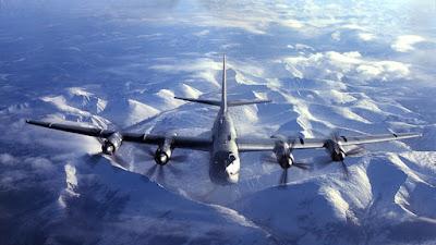 У США заявили про чотири російські літаки-розвідники біля берегів Аляски