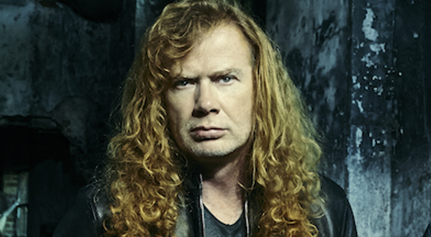 Dave Mustaine Chapocoense