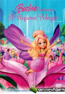 Capa do Filme Barbie: A Pequena Polegar