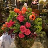 Flores Artificiales Cartamo Flores Floristeria Decoracion De