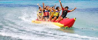 Banana Boat Kss Bali Tour Watersport