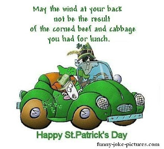 Funny St Patrick's Day Joke