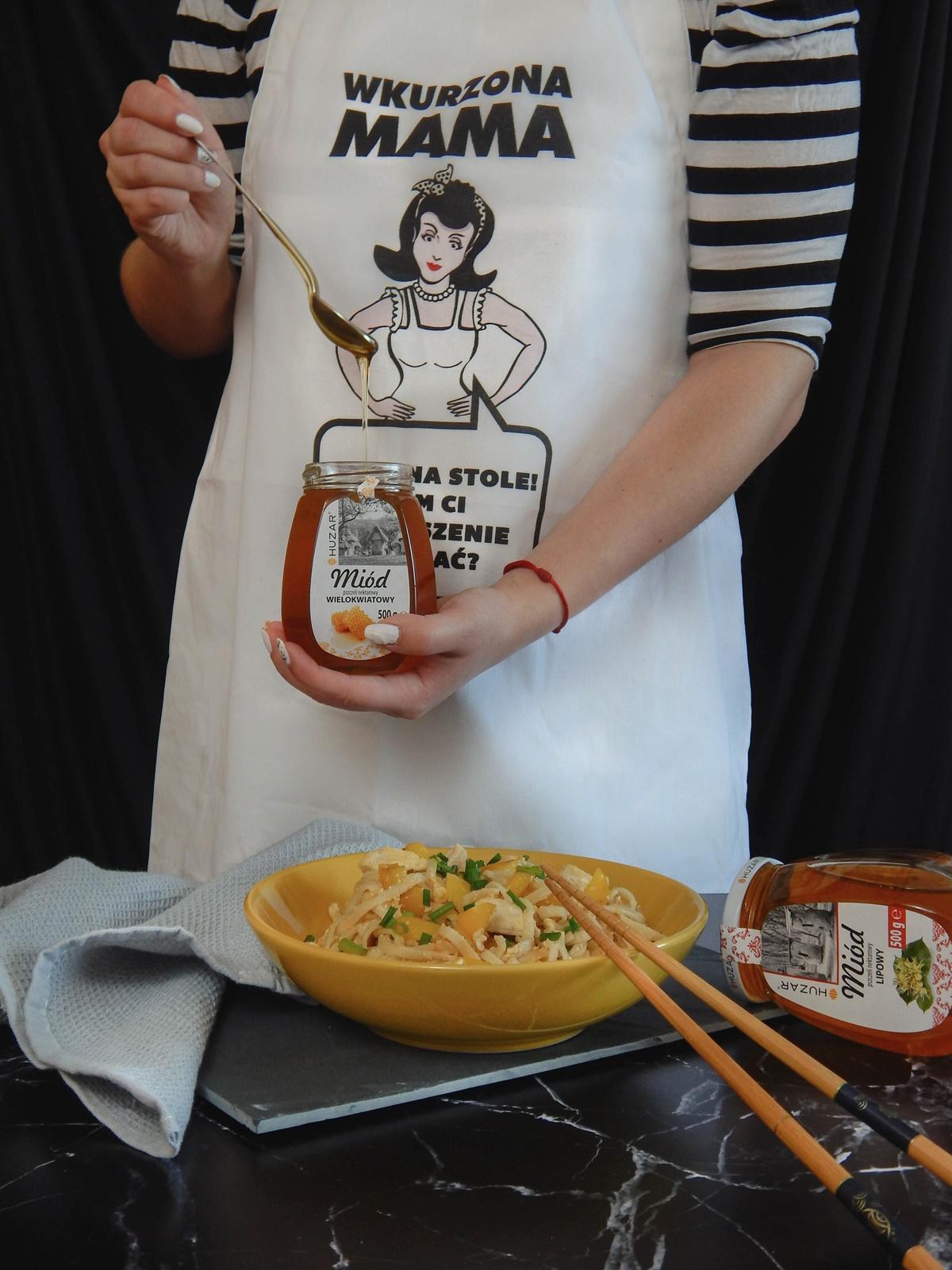 3 przepis na szybki obiad z miodem pad thai łatwy przepis szybka kuchnia azjatycka przepisy na lekki obiad z makaronem