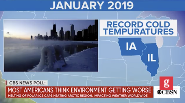 CBS's Eco Correspondent: Climate Change Is '100 Percent' the Fault of Humans :: Grabien - The Multimedia Marketplace