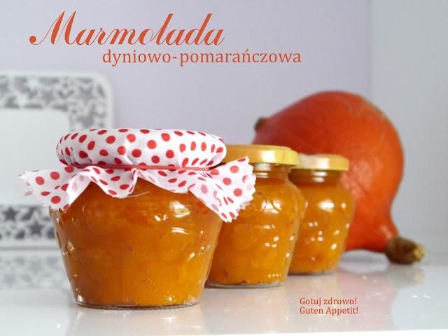 Marmolada dyniowo - pomarańczowa - Czytaj więcej »
