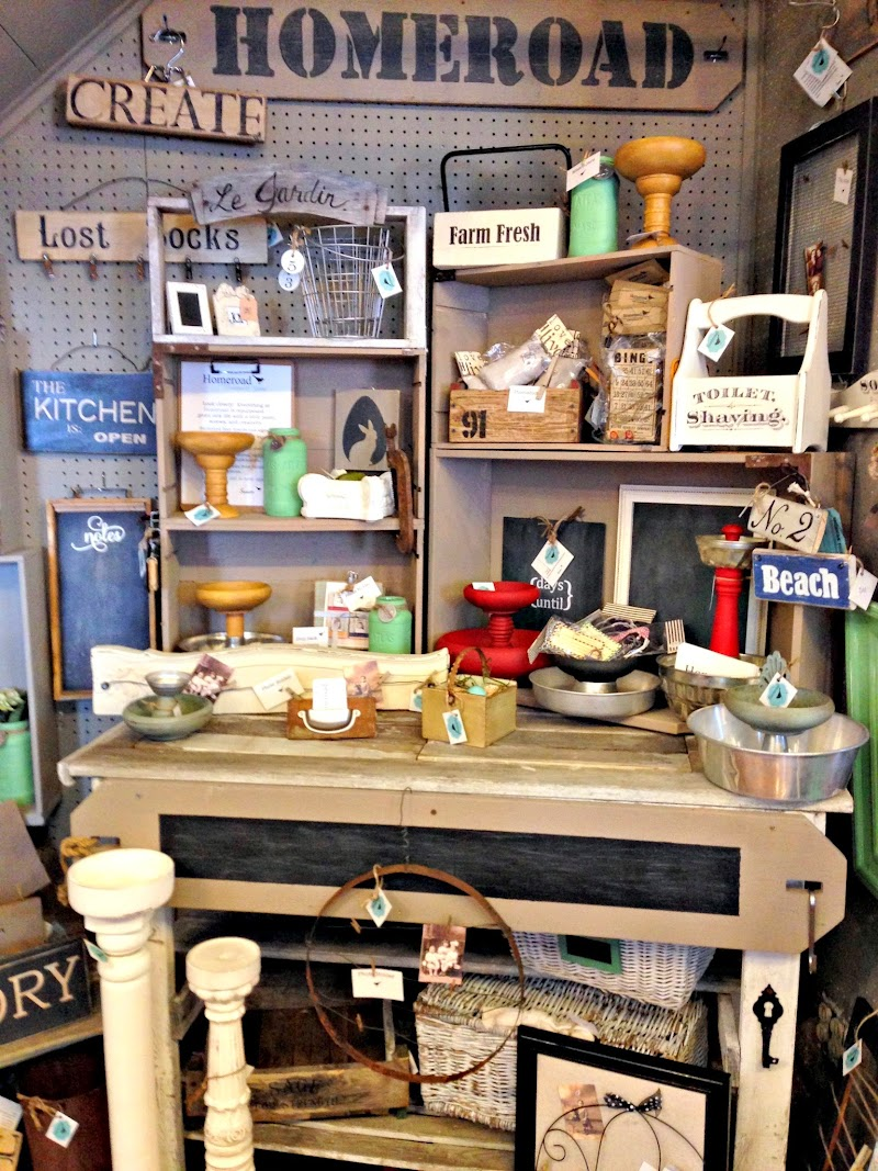 My Potting Bench - Coffee Table Story