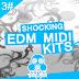 Vandalism - Shocking EDM: MIDI Kits 3 Full [MEGA] [+Enlaces]