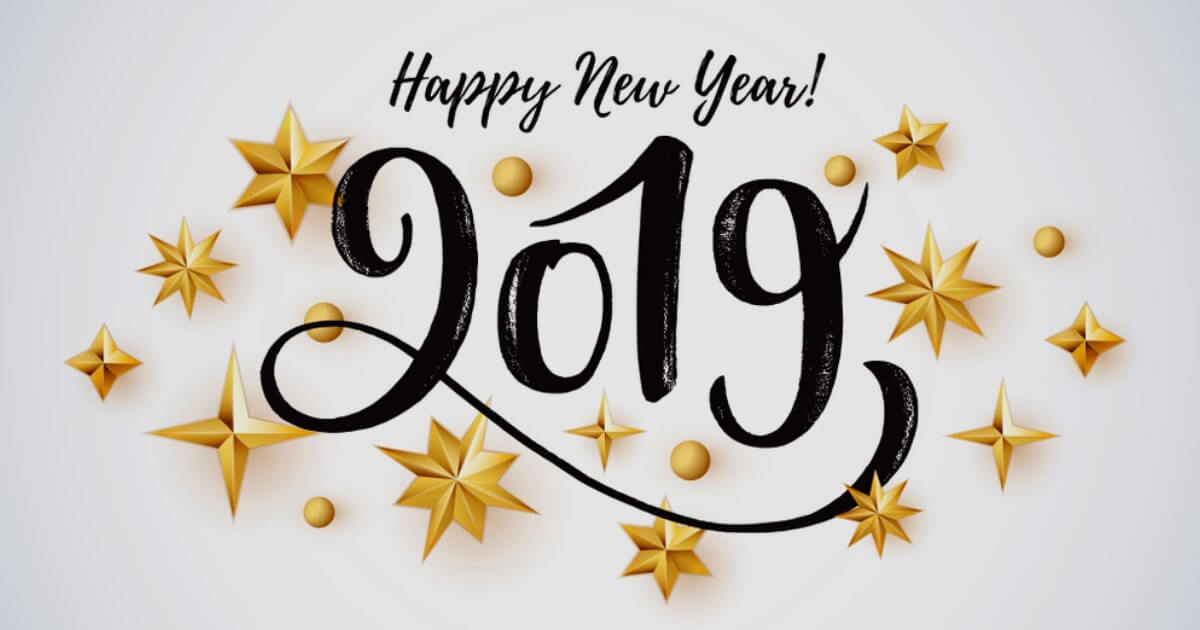 Happy New Year 2019 Wallpaper and Images Download Free