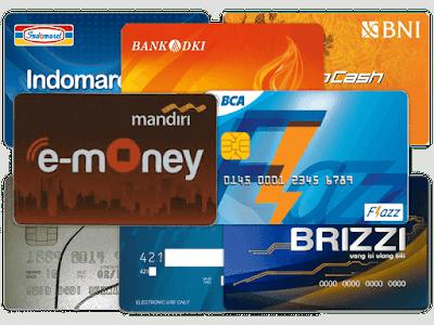 Cara cepat dan mudah cek saldo e-money uang elektronik di handphone