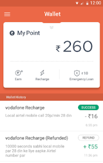 Truebalance Recharge Proof