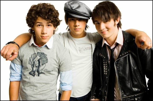 Jonas Brothers United states pop rock Stars