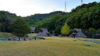 人文研究見聞録:阿波史跡公園 [徳島県]