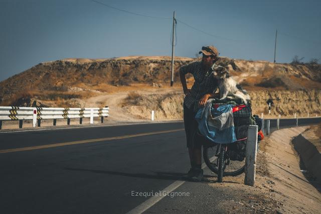 Desierto de Perú - Día 2 / De lo malo se saca algo bueno!