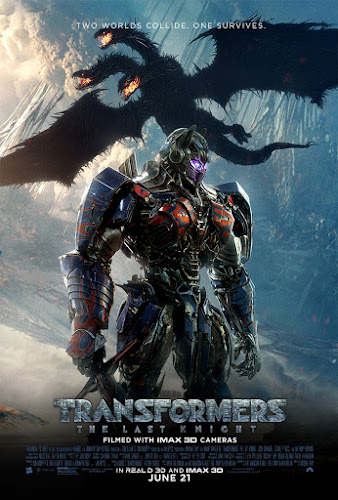 Transformers: The Last Knight (BRRip 720p Dual Latino / Ingles) (2017)