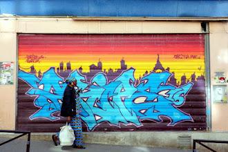Sunday Street Art : Rue Piat - Paris 20