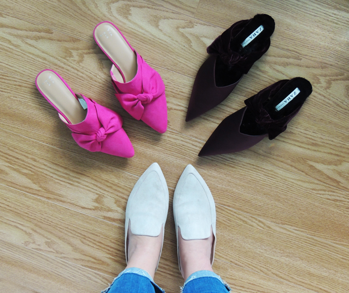 fc5aa5192 Daily Dose of Design  The Cutest Mules + Slides for Fall  Steals ...