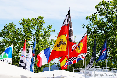 CampingF1 campsite at Spanish Grand Prix