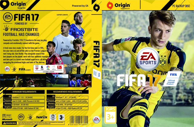 FIFA 17 PC Full Version Download