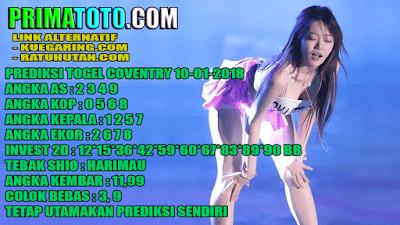 daftar togel online - COVENTRY 10-01-2018