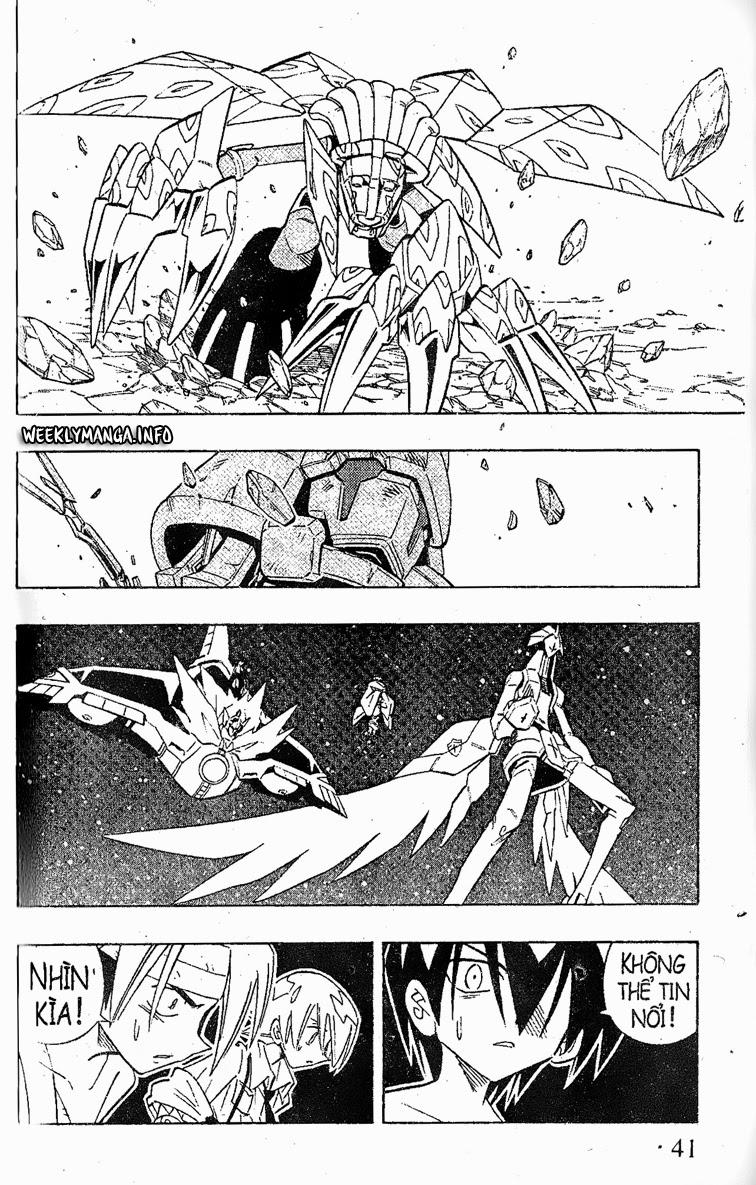 Shaman King [Vua pháp thuật] chap 206 trang 2