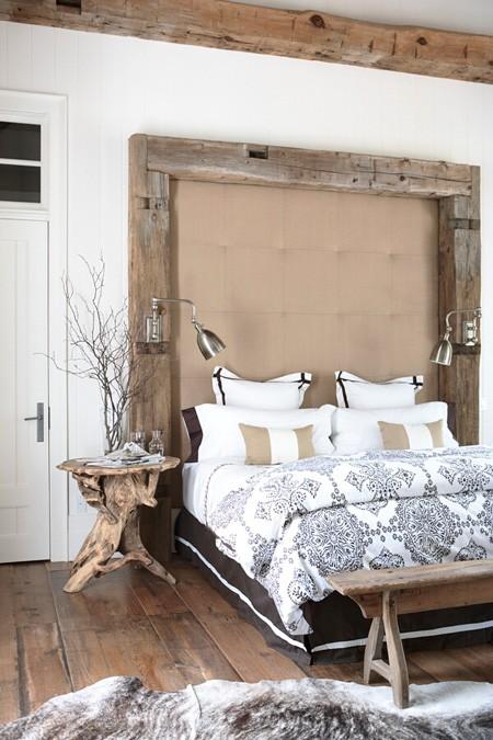 Falls Design: Beautiful Rustic Bedrooms