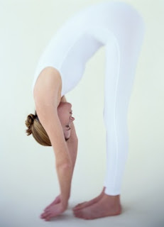 Yoga Standing Forward Bend