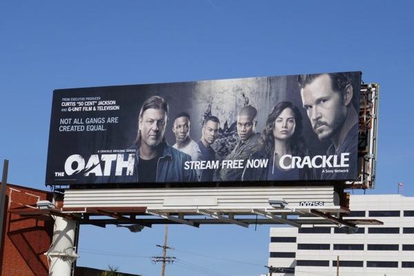 Oath series premiere billboard