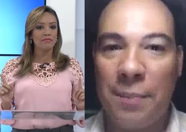 """""""Respeite meu Estado, você é um analfabeto. Lave a boca para falar de Sergipe"""", disse apresentadora de TV"""