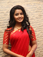 Anupama Parameswaran at Sathamanam Bhavati sm-cover-photo