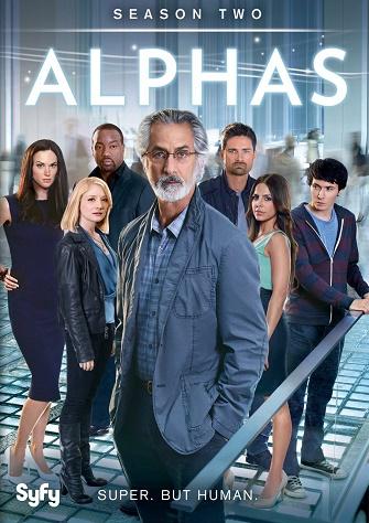 Biệt Đội Alphas 2 - Alphas Season 2