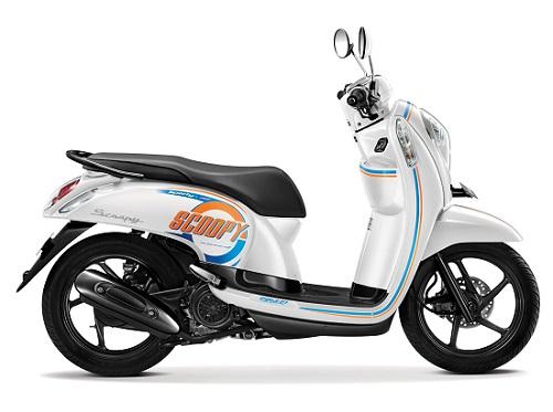 Spesifikasi Dan Harga Honda Scoopy eSP Sporty