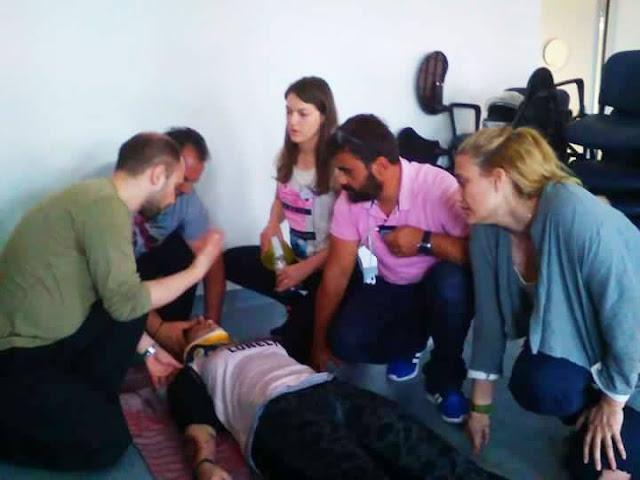 Το ΕΚΑΒ Ναυπλίου συμμετείχε σε πρόγραμμα προνοσοκομειακής περίθαλψης